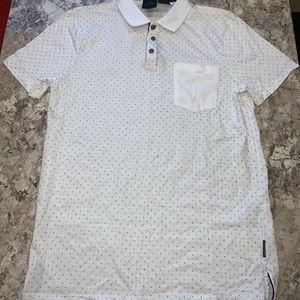 Sz M Armani exchange men's shirt